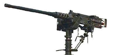 En quelle année a été créée la Browning M2 cal 50